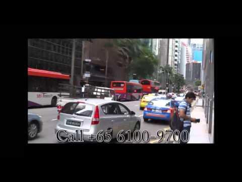 RobinSon Square - Robinson Road Singapore