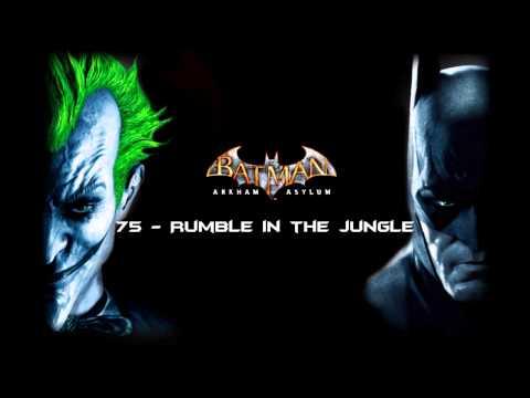 Batman: Arkham Asylum - Rumble in the Jungle