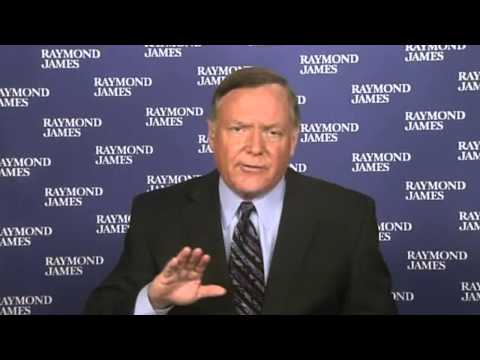 Raymond James' Jeff Saut says earnings and economics growth support further strength in...