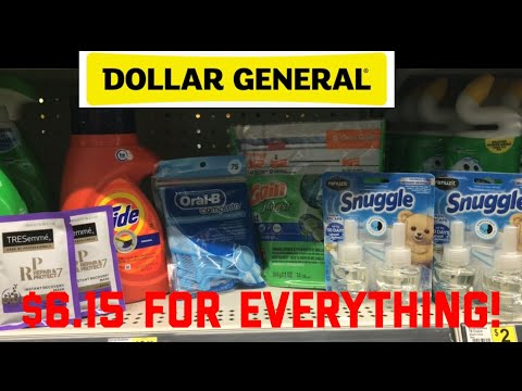 Dollar General for Sat. 11/23…Super Easy Deals!