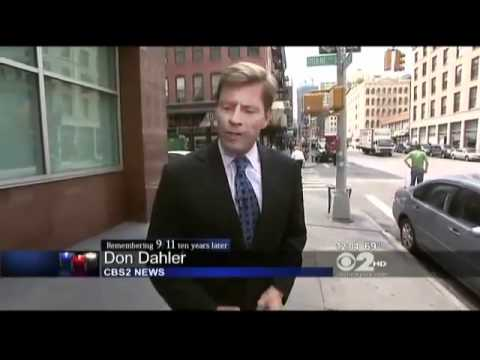 9/11 - Anniversary CBS 2's Don Dahler Recounts Reporting For ABC On September 11th 2001