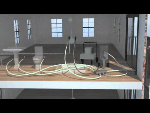 CuraFlo® Epoxy Lining - The Solution To Your Pipe Problems