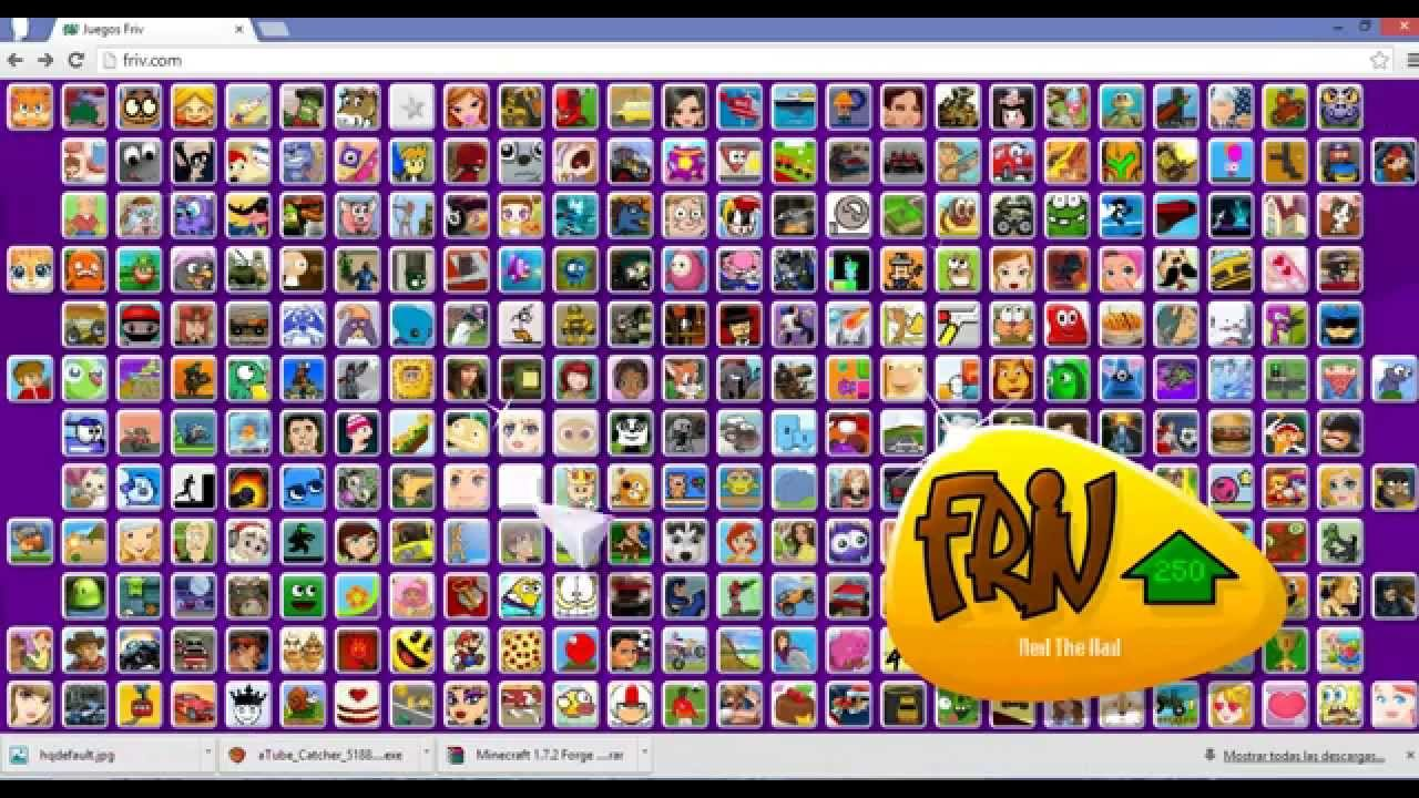 Juegos Ocultos De Friv Com 2014 Junio Youtube