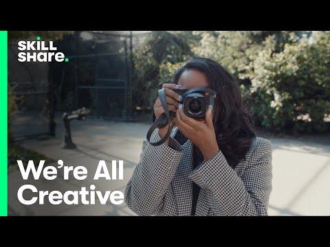 We're All Creative | Skillshare