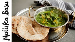 Quick and easy Saag Paneer