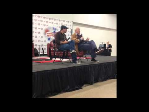 Julian glover talks about  his past and first film