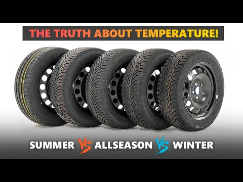 Summer Tires Vs All Season >> The Truth About Winter All Season And Summer Tires Tested At 0c 2c 6c 10c 15c