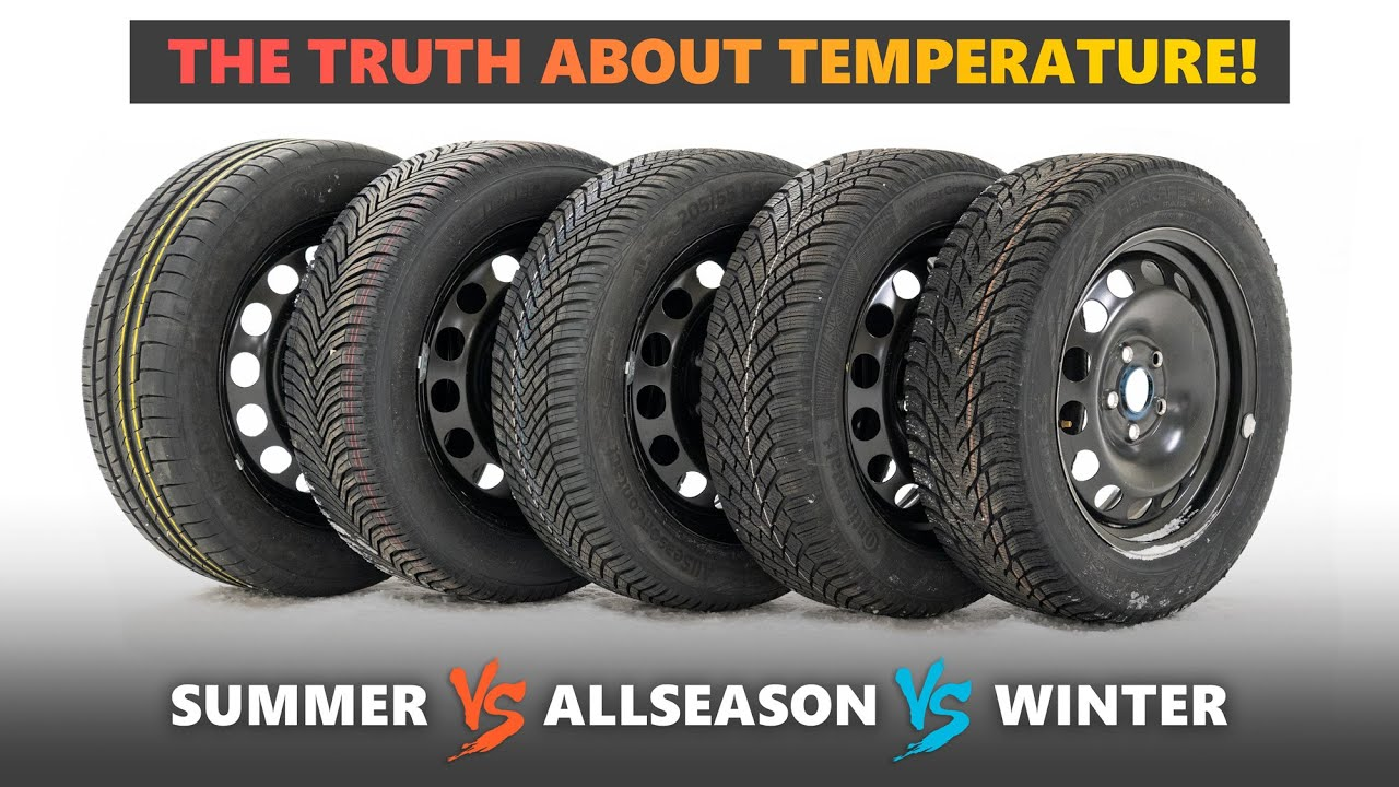 Summer Tires Vs All Season >> The Truth About Winter All Season And Summer Tires
