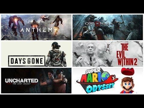 Sepuluh (10) Game Terbaik Di E3 2017
