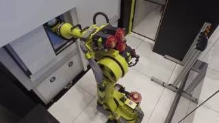 Nikon Metrology | Automated CT inspection with robotized part loading
