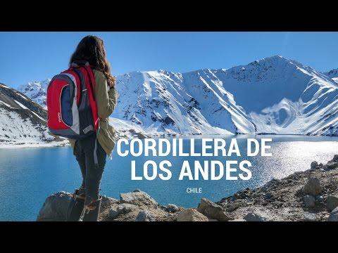 CORDILLERA DE LOS ANDES, CHILE | MARIEL DE VIAJE