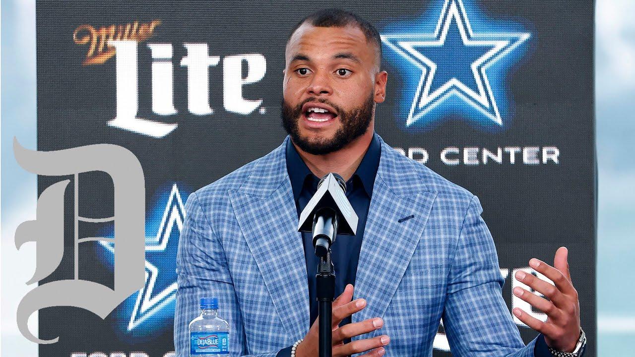 Dak Prescott injury update: Cowboys quarterback dealing with ...