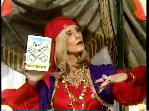 The Price is Right:  January 30, 1997  Janice as a Fortune Teller!