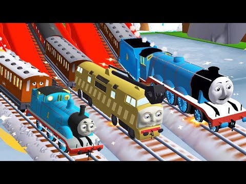 Thomas And Friends: Magical Tracks Kids Games - Thomas Train Set Rescue Adventure Games For Kids
