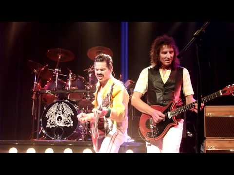 Queen Revival Band - You Don't Fool Me