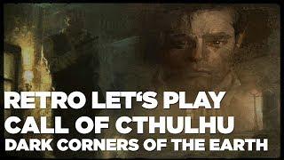 Hrej.cz Retro Let's Play: Call of Cthulhu: Dark Corners of the Earth (2005) [CZ]