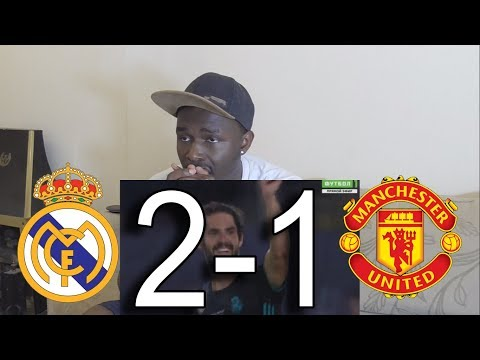 Real Madrid Beat Manchester United 2-1 In The UEFA Super Cup Final: Live Reaction