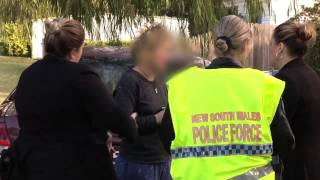 Woman Charged Following Search Warrant For Prison Contraband - Goulburn