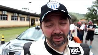Maurício Neves   Após SS7   Rally de Morretes 2016