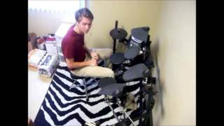Andrew McDonald - Ascend The Hill - I Surrender All (Drum Cover)