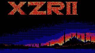 XZR II intro エグザイル2 イントロ (PC-98)