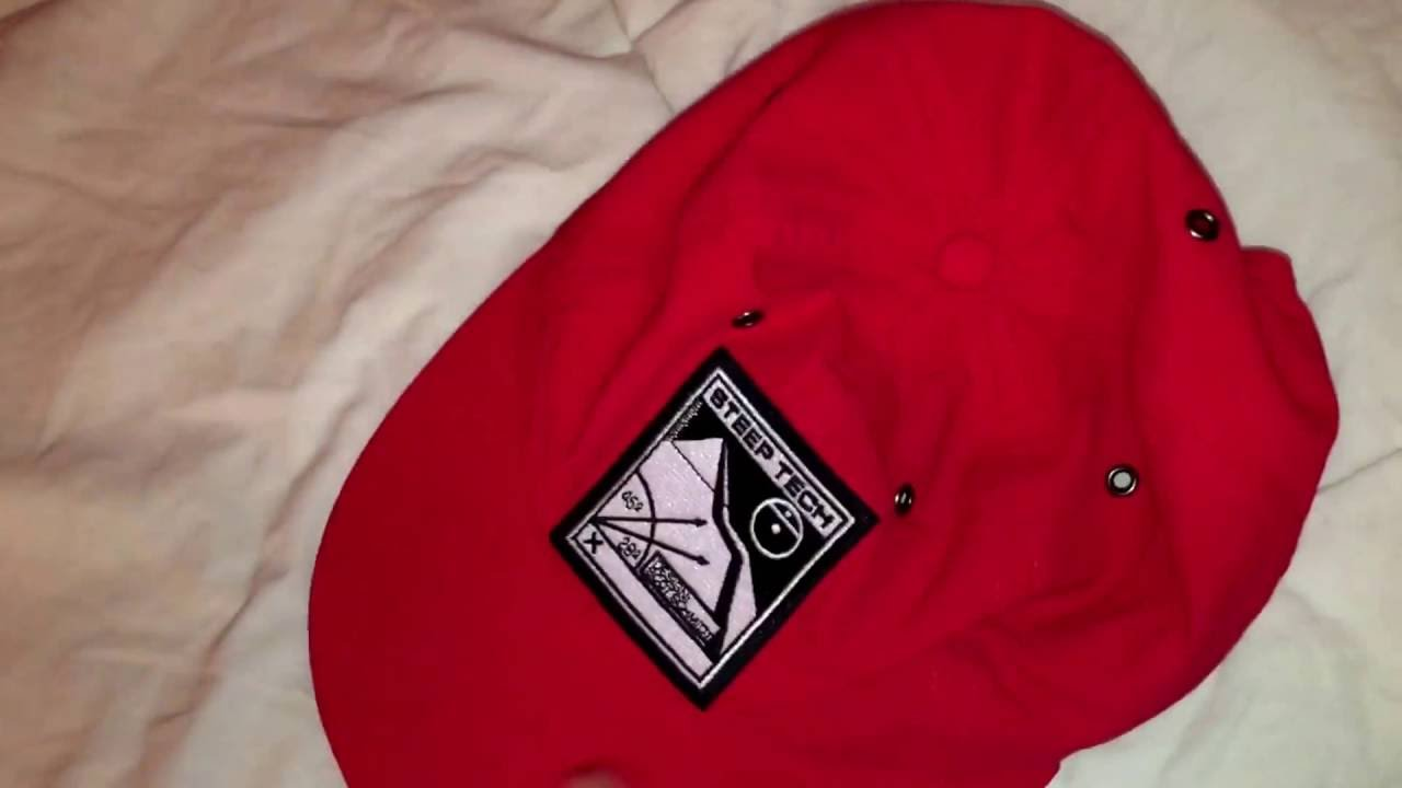 72e8e4de Supreme North Face Dad Hat - YouTube