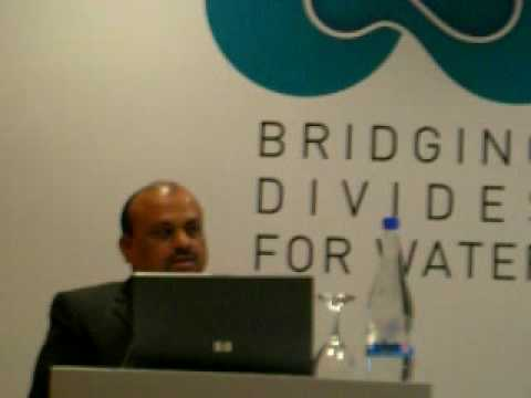Hon'ble Minister for Water Resources, Government of Karnataka, India