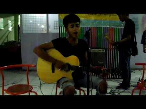 Fahmi - Don't Go Away (Oasis Cover)