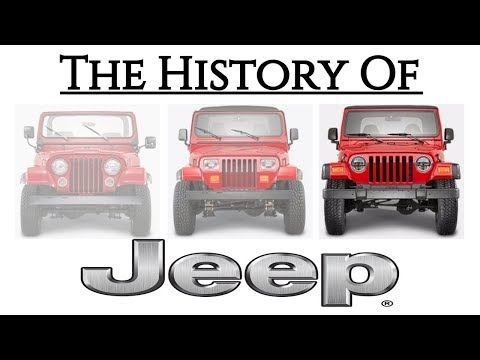 The History of the Jeep
