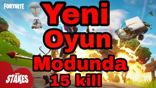 Kaçış Modu 15 Kill Duo Vs Squad - Fortnite Battle Royale ps4 türkçe