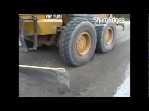 Sharq Cutting Edges | Grader Blades and Plow Blades