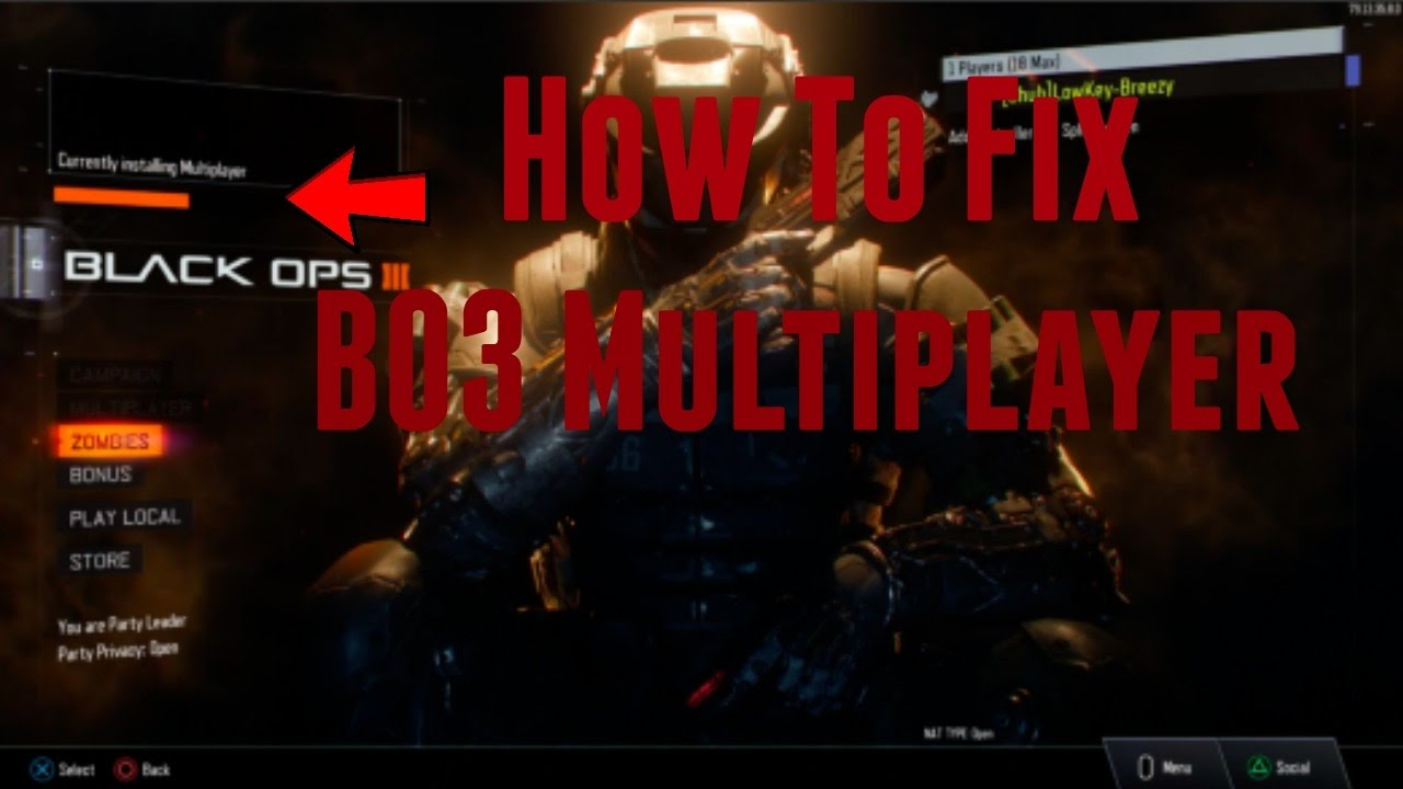 How to Fix COD Black Ops 2 Zombies & Multiplayer not launching