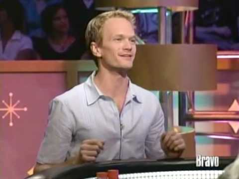 Neil Patrick Harris's impression of the Doogie Howser typing on Celebrity Poker Showdown