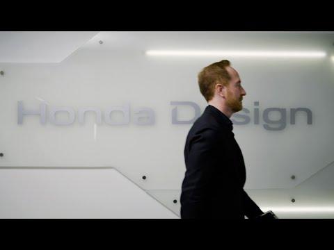 Honda New Interior Design Direction