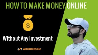 In this video i will show how to make money online 5 easy and fun ways. you can also learn 24 more ways online, just read blog: https:/...