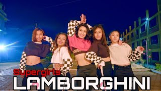 THE CARTOONZ CREW | Lamborghini | Heels Dance Choreography | Feat. Supergirls