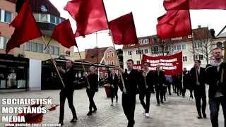 Socialisterna - Första maj 2014