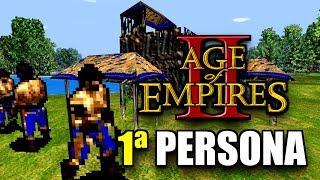 AGE of EMPIRES 2 en PRIMERA PERSONA !!! NUEVO JUEGO