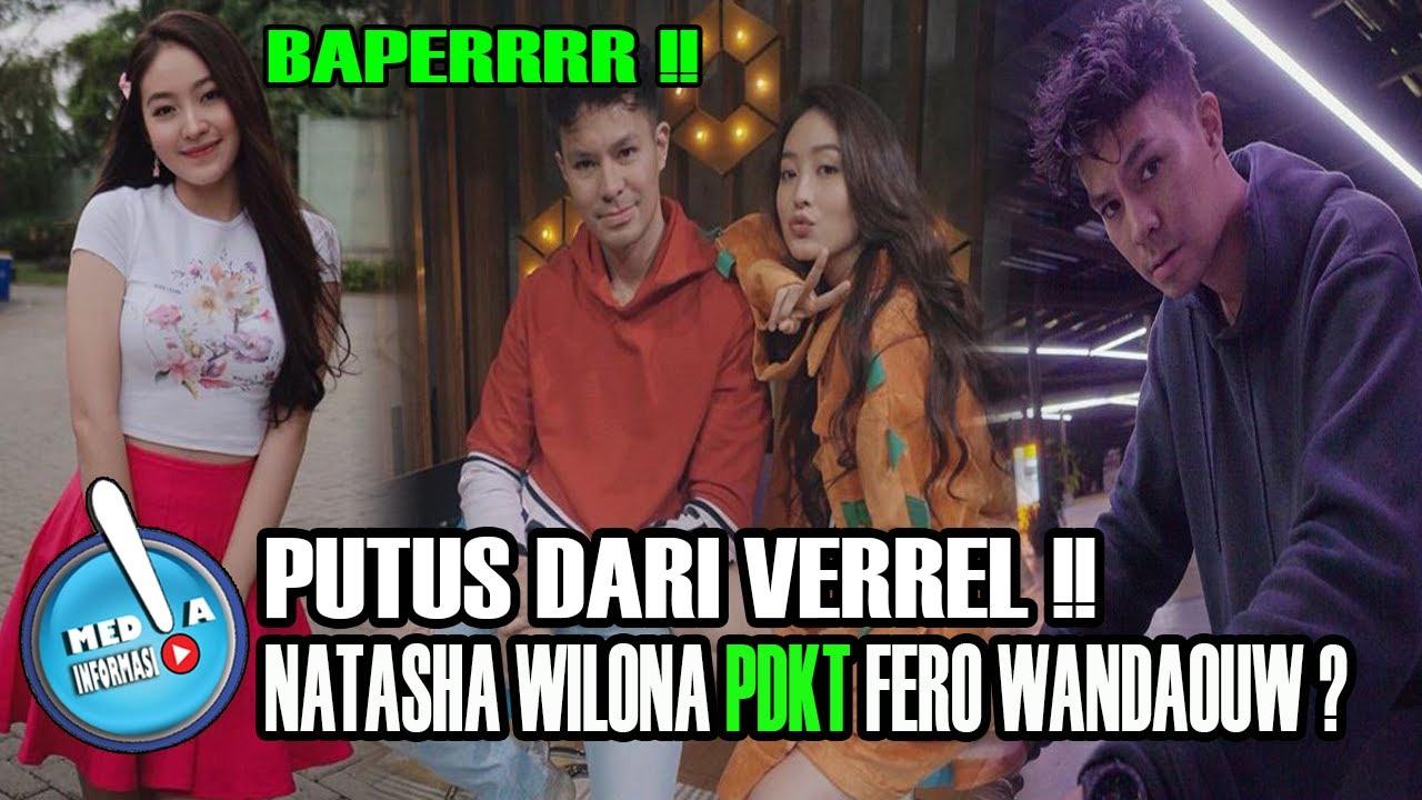 Putus dari Verrell Bramasta, Natasha Wilona PDKT dengan Fero Walandouw ?
