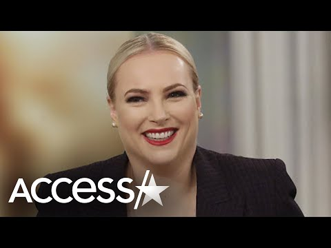 Meghan McCain Says Goodbye To The View