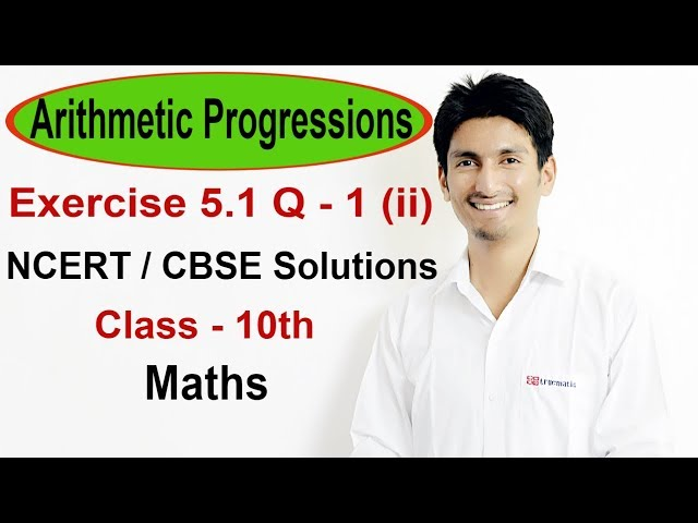 Exercise 5.1 Questions 1 (ii) - NCERT/CBSE Solutions for Class 10th Maths || Truemaths