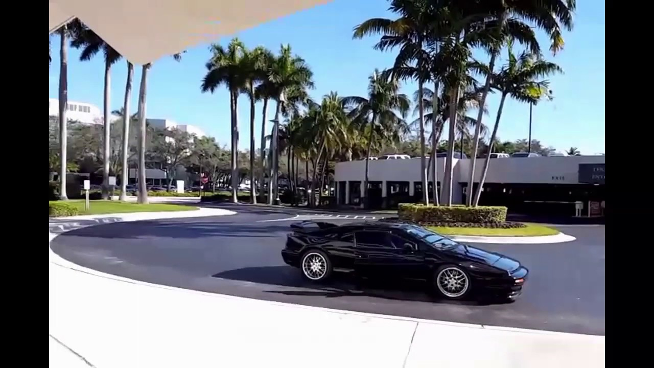 Miami muscle cars - YouTube