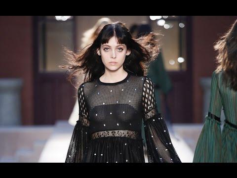 SONIA RYKIEL Highlights Show Spring Summer 2017 Paris by Fashion Channel