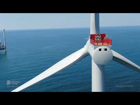 Offshore Wind Energy in the 757 (SPONSOR VIDEOS)