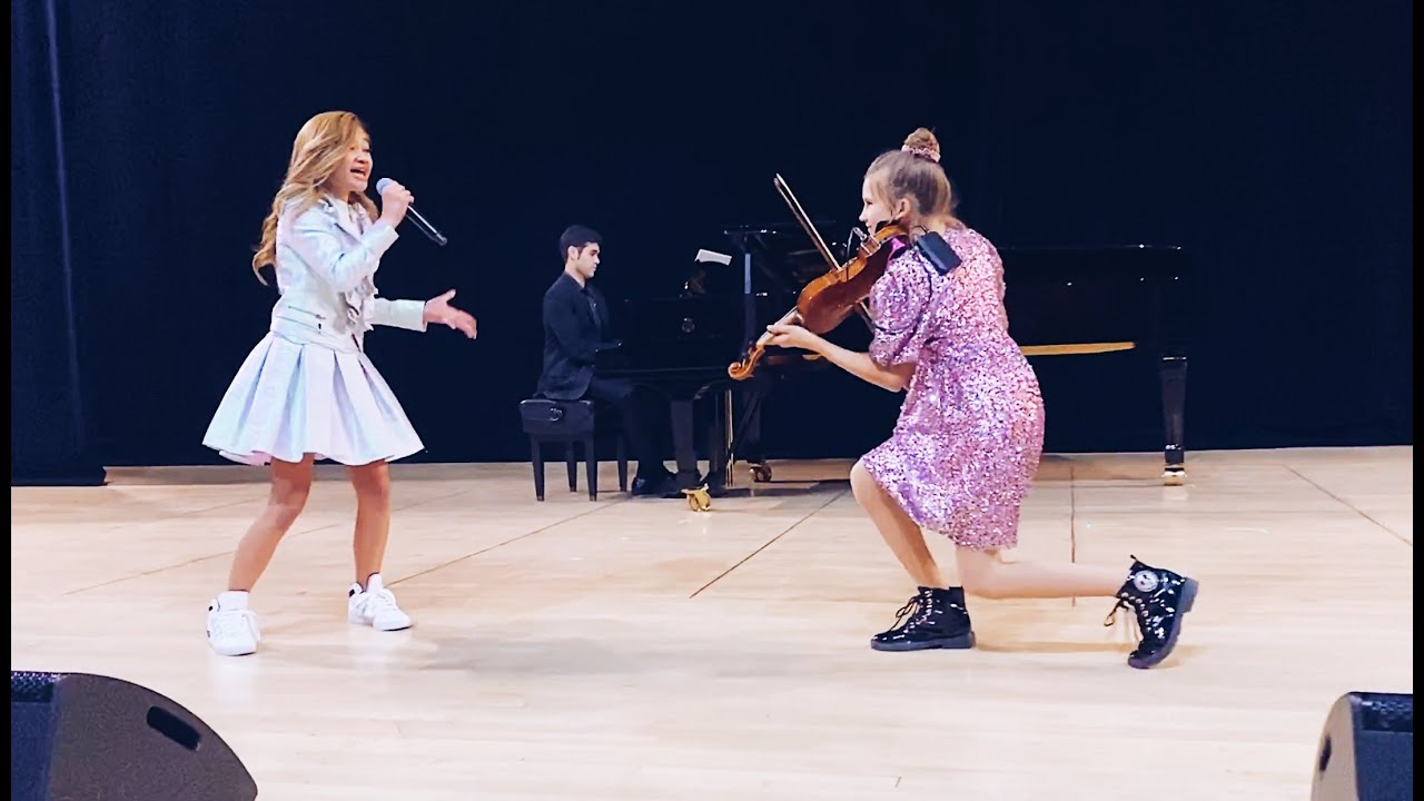 A Million Dreams - The Greatest Showman - Angelica Hale - Karolina Protsenko - Violin Cover