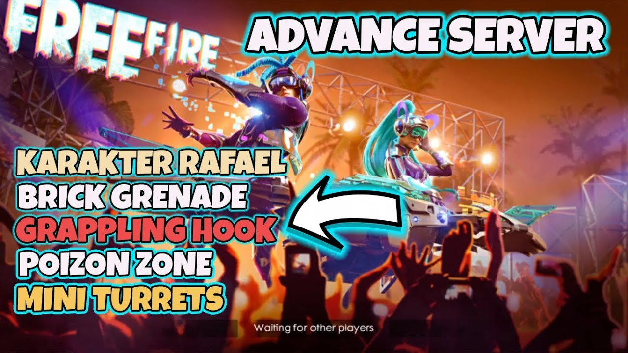 Cara Masuk Advance Server Free Fire Indonesia - Retuwit | Just Ordinary
