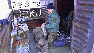 Doku - Wandern Trekking Schwarzwald Übernachtung in Hütte & Wald, Survival Tipps, Ausrüstung