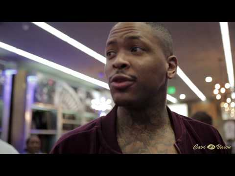 Recording Artist YG and His foundation 4Hundred Waze Giveaway