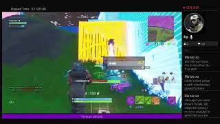 FORTNITE creative with bugha sway and daequan