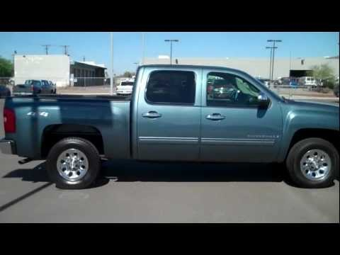 2009 chevrolet silverado 1500 lt 4x4 crew cab for sale youtube. Black Bedroom Furniture Sets. Home Design Ideas